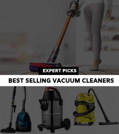 Vacuum Cleaners - Home Page